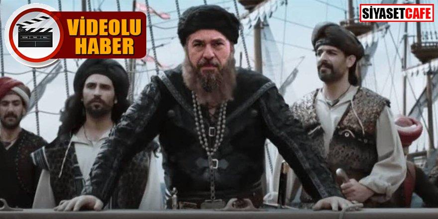 Engin Altan Düzyatan'ın yeni dizisi Barbaroslar'dan ilk fragman yayınlandı!