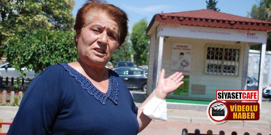 CHP'li belediye 60 yaşındaki kadını önce borçlu çıkardı, sonra işinden attı