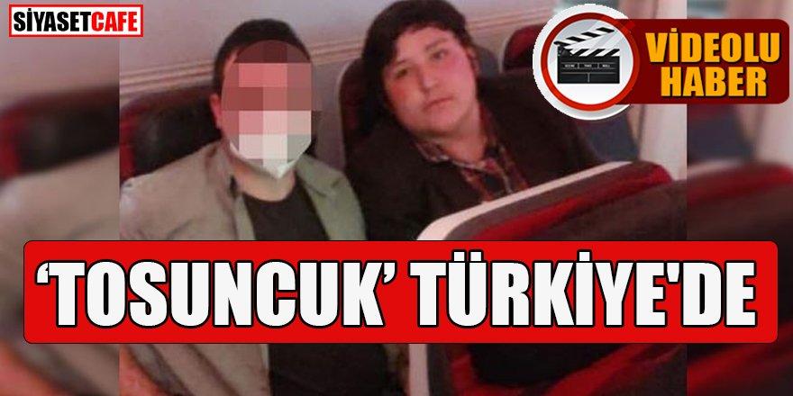Uçak iniş yaptı: Tosuncuk Türkiye'de