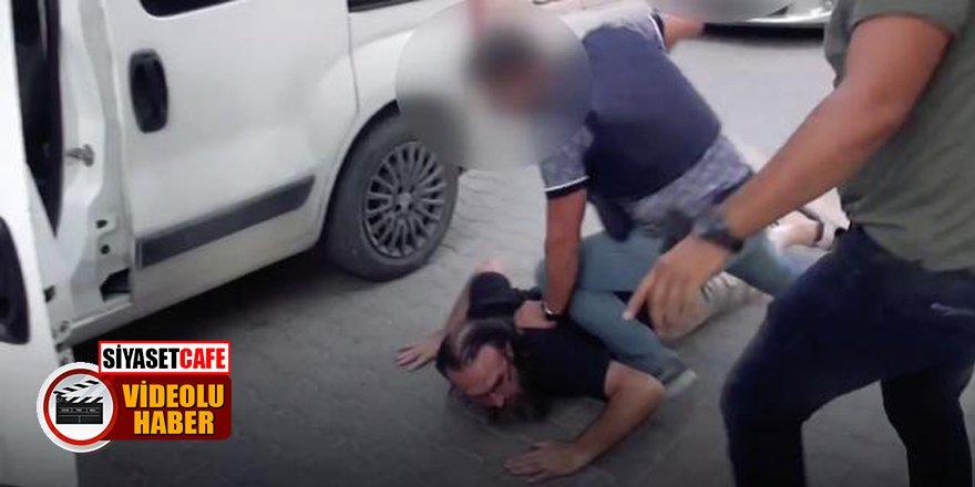 Adana'da bombalı eylem hazırlığındaki DEAŞ'lı terörist böyle yakalandı!