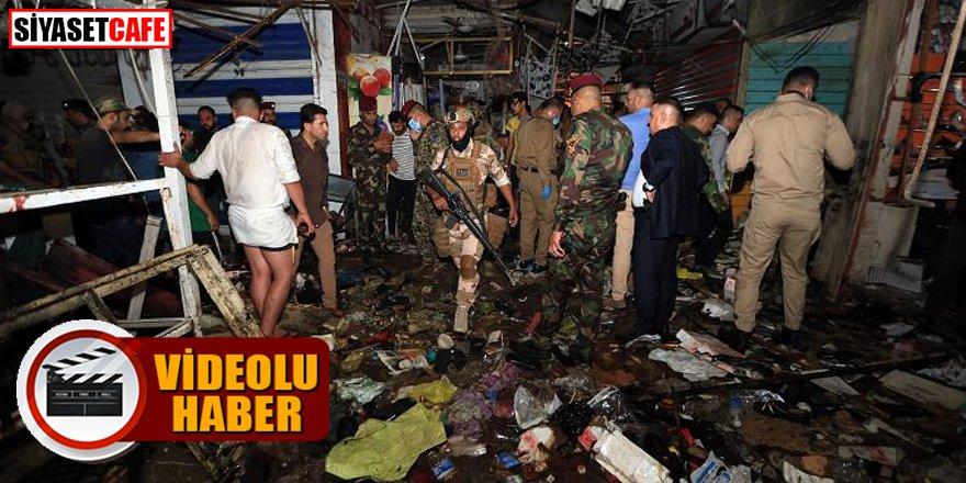 Bağdat'ta patlama: 22 ölü, 47 yaralı