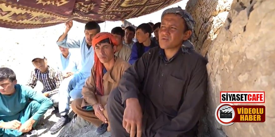 Afganistan'dan gelen Türkmen grup anlatıyor!