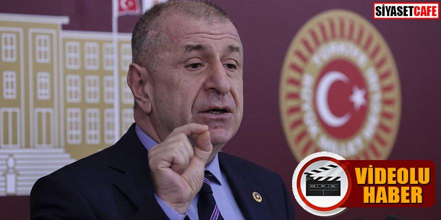 Özdağ: Türkiye iç savaşa sürüklenmek isteniyor