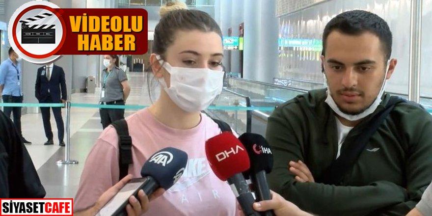 Biz Türk'üz diye bağırdıkça Taliban bizi kırbaçladı