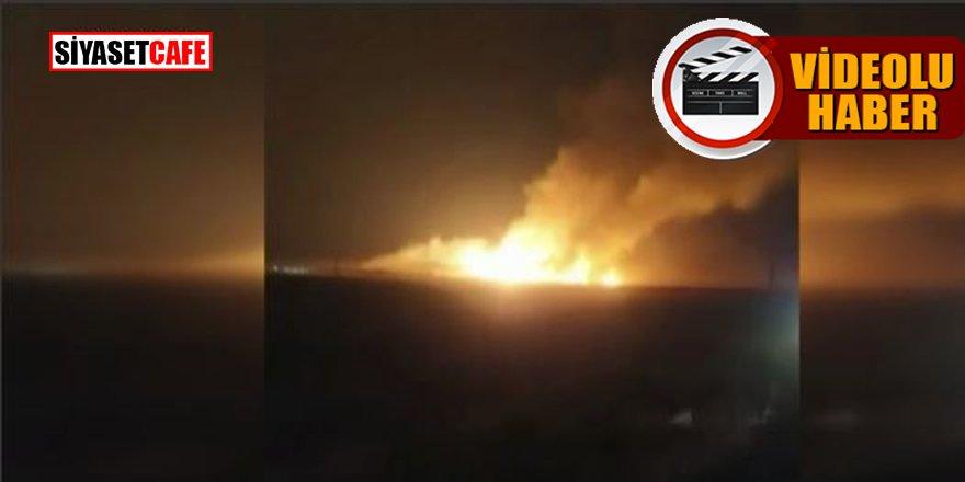 Kazakistan'da patlama: 66 kişi yaralandı