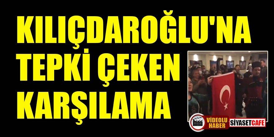 Kılıçdaroğlu'na 'Hoş Gelişler Ola Mustafa Kemal Paşa' türküsü ile karşılama!
