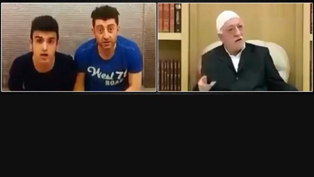 İki Karadenizli, Fethullah Gülen'i ziyarete giderse