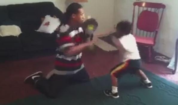 Mike Tysonın kayıp oğlu bulundu