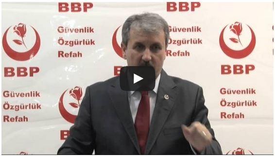 AKP islam Dünyasına en büyük ihaneti yapıyor