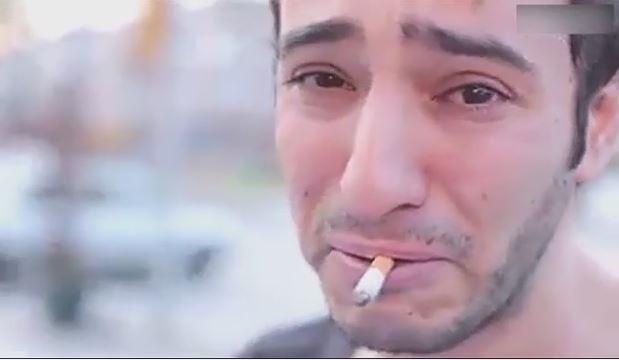 Suriyeli dilencilerden sonra bizim dilencilerin hali-VİDEO