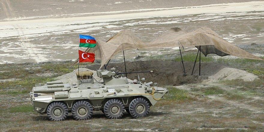 Azerbaycan'dan Afrin izlenimleri