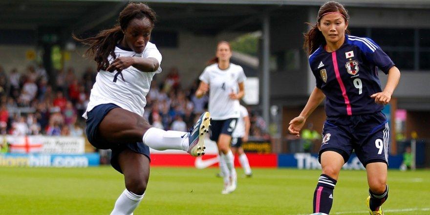 Kızlar Futbol oynarsa ne olur?