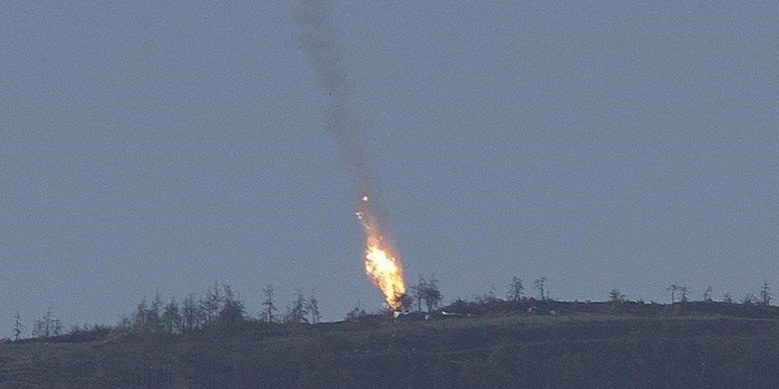 Suriye'de savaş uçağı düşürüldü