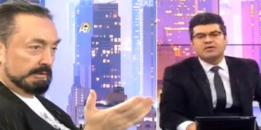 Akit TV spikerinden Erdoğan'a 'Oktar' çağrısı