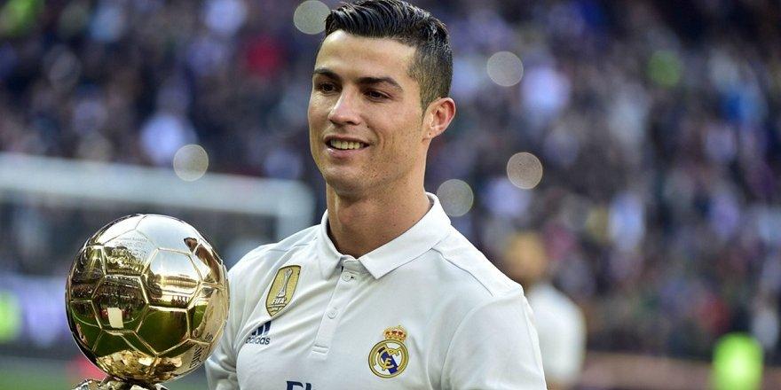 Ronaldo Müslüman oldu