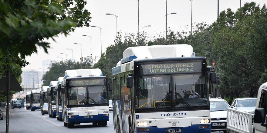 Ankara'da korku dola anlar! Otobüs şoförü yolcuları esir aldı